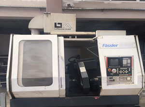 Fassler K400 Cnc gear hobbing machine