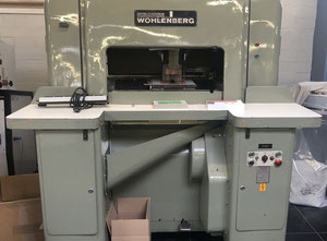 Wohlenberg A43 Three knife trimmer