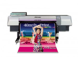 Mimaki jv5 sp Printing machine