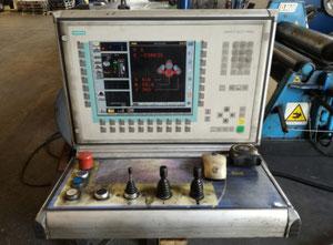 4 toplu silindir büküm makinası DAVI MCB 1222