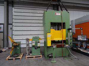 Stenhoj TP 4 100 / 60 Гидравлический / Механический пресс