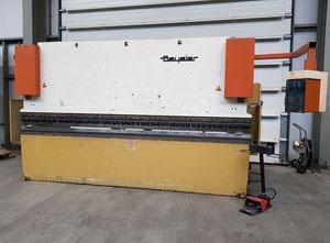 Beyeler M2 100 4100 Press brake cnc/nc