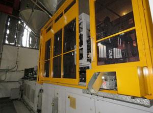 Hava üflemeli şekillendirme makinesi Nissei ASB PB170/280-32/8MII.