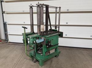PBT 25 Profile bending machine