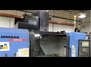 Dikey işleme merkezi Doosan DNM 650