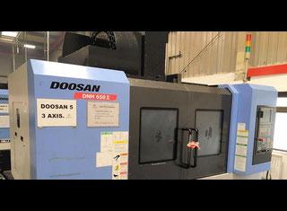 Doosan DNM 650II P00803072