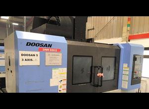 Dikey işleme merkezi Doosan DNM 650II