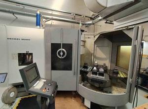 Deckel DMC 60T RS3 Bearbeitungszentrum 5-Achsen