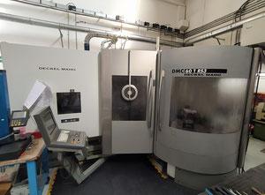 Deckel Maho DMC 60T RS3 Bearbeitungszentrum 5-Achsen