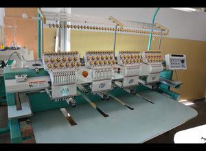 Tajima TMFX II 1204 Вышивальная машина