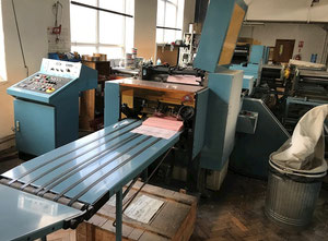 Timson T24 Web continuous printing press