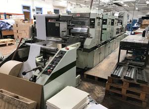 Rotační tiskový stroj Timson T24