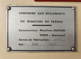 Dufour F237 B P00805021
