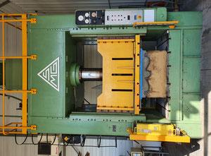 SMG HZPU 250-1800/1300 Hydraulikpresse