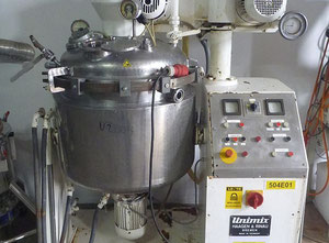 Haagen & Rinau Unimix 330 L Liquid mixer