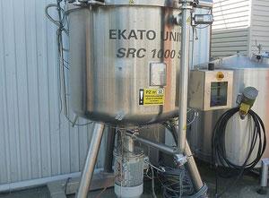 Mezcladora de líquido Unimix Ekato SRC 1000