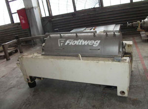 Odstředivka Flottweg S4D-3/409