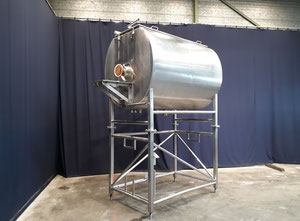 Mixing tank 3000 L Behalter