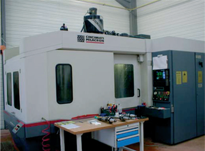 Cincinatti Maxim 630C Paletten-Bearbeitungszentrum