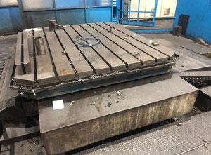 Used Innocenti Innse CWB Table type boring machine CNC