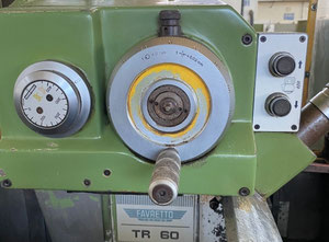 Used Favretto TR 60 Surface grinding machine