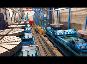Dörries Scharmann SOLON 3 HV/DTV Machining center - palletized