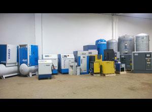 Kompresor Alup, Kaeser, Atlas Copco, Compair, Ceccato, Almig Alup, Kaeser, Atlas Copco, Compair, Ceccato, Almig