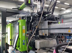 Enjeksiyon kalıplama makinesi Engel Duo 3550H/330V/600 Combi