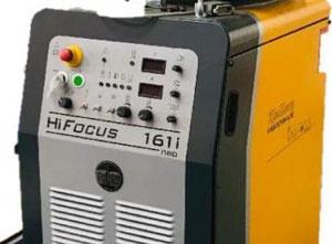 Kjellberg HiFocus 161i Schneidemaschine - Plasma / gas
