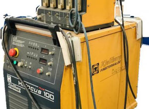 Máquina de corte por plasma / gas Kjellberg HiFocus 100