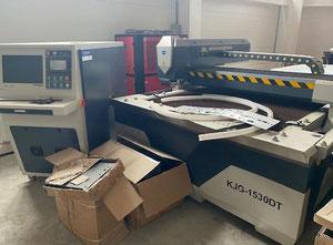 Řezačka - laserový řezací stroj Accurl KJG - 1530DT