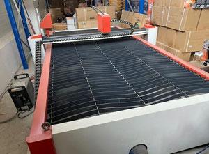 Accurl GSII-3015TD Schneidemaschine - Plasma / gas