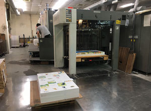 Komori LS 440 Offset four colours
