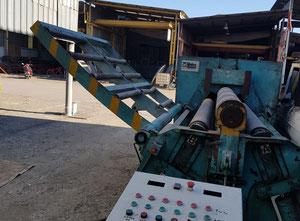 4 toplu silindir büküm makinası Malco CLI/4R 8/6-20