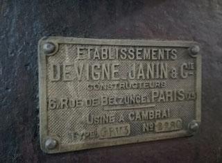 Devigne Janin 10 kg P00811084