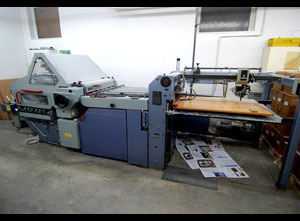 Stahl KC 78 4 KTL folding machine