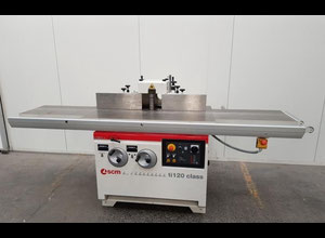 SCM TI 120 CLASS Used spindle moulding machine