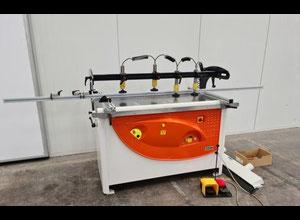 Vyvrtávačka, vrtačka a lisovací stroj na hmoždinky Vitap ALFA 35 T