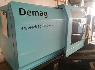 Demag Ergotech 50 - 115 viva P00812021