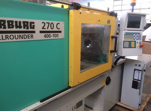 Arburg 270 C 400-100 Spritzgießmaschine
