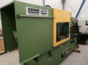 Arburg 420 M 1000 - 250 / 100 Spritzgießmaschine