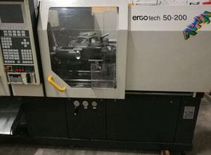 Demag Ergotech 50 - 200 Spritzgießmaschine