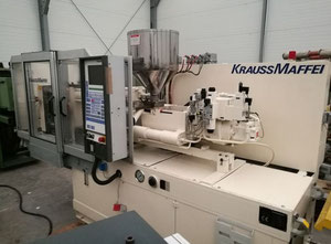 Krauss Maffei KM 40 - 90 C1 Spritzgießmaschine