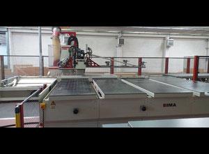 IMA BIMA Cut Wood CNC machining centre