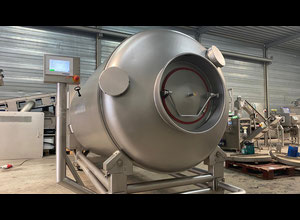 Scotraco 4200 liter vacuum-tumbler Mixer