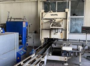 Máquina para la producción de vino, cerveza o alcohol Tehnofrig TF