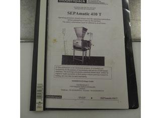 Sepamatic SEPA-410 P00813013