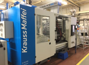 Krauss Maffei 550T 2000 GX Injection moulding machine