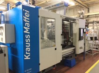 Krauss Maffei 550T 2000 GX P00814001