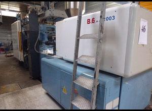 BM BIRAGHI SINTESI 330 Injection moulding machine